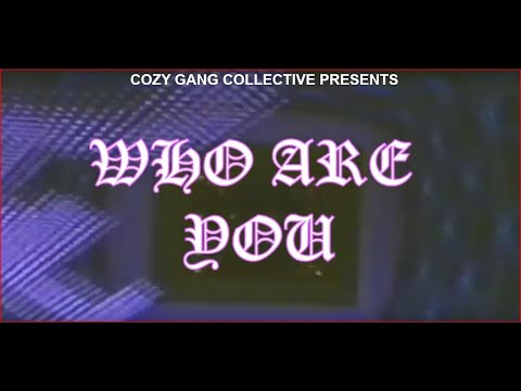 Lil Xan - Who are you (official Video present by Cozy Gang Collective)