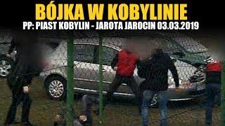 BÓJKA: Piast Kobylin - Jarota Jarocin 03.03.2019