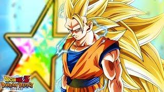 100% SA10 SSJ3 Angel Goku Showcase! Dragon Ball Z Dokkan Battle