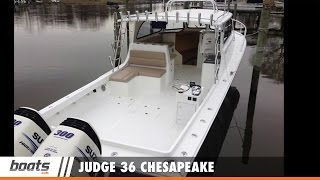 Judge 36 Chesapeake: First Look Video