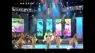 ★ SINGAPORE CULTURAL SHOW-Garden Paradise Ethnic Fusion Mix  ★