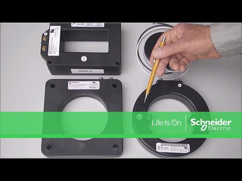 Installing Square D Current Transformers with Correct Polarity | Schneider  Electric Support
