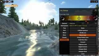 OneRay-RT: Applicare riflesso Solare (Sun Flare)
