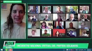 ENCUENTRO VIRTUAL PSOL HABLAN REPRESENTANTES