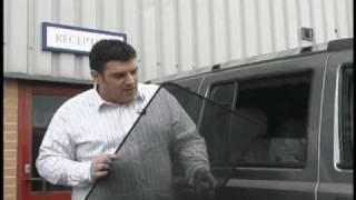 Car Sun Shades UV Car Shades Better than Tinted Glass from Vanstyle(http://www.uvcarshades.co.uk/ Demonstrating the UV car Shades which fit the window of each make and model perfectly. Car Sun shades, Van accessories and ..., 2009-04-23T17:20:50.000Z)