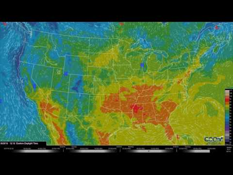 CCOM Live Weather Stream