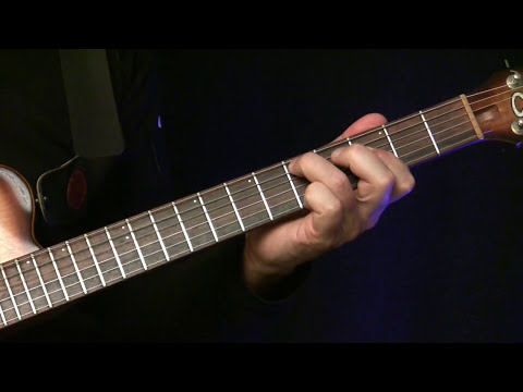 Guitar Lesson - Smooth Jazz ( Lee Ritenour Style )