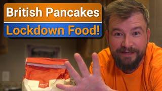 How to make British Pancakes