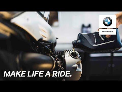 The BMW Motorrad Season Check-Up.