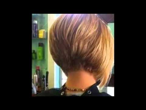 Short Bobs For Thick Hair - YouTube