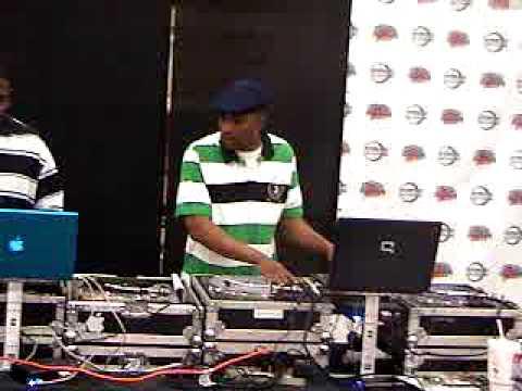 DJ SKK , DJ BIZ ROK , DJ THUMP POWER 88 DREAM TEAM DJ'S