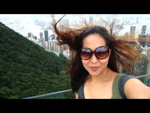 """Hong Kong Travel """"The peak & Nan Lian Garden"""""""