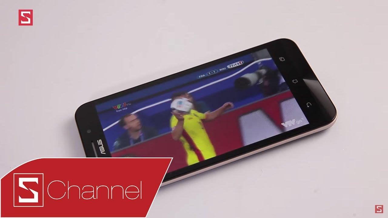 Schannel – 2 ứng dụng giúp bạn xem Euro 2016 ở mọi lúc mọi nơi