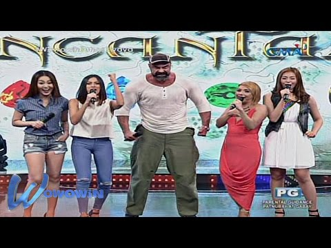 Wowowin: Conan Stevens in the house!
