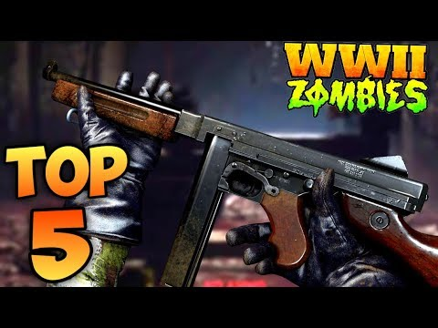 Top 5 pack a punched guns in ww2 zombies call of duty for Why is it called a punch list