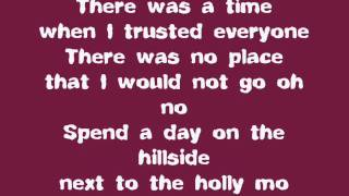 James Morrison - Once when I was little (lyrics)