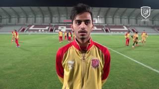 قناة لخويا | فهد أحمد: عودة النجوم ستعزز من قوة الفريق