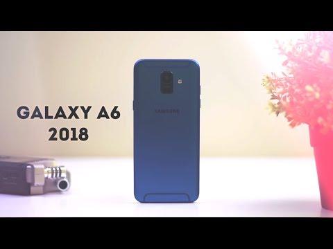 Samsung Galaxy A6 2018 Полный обзор