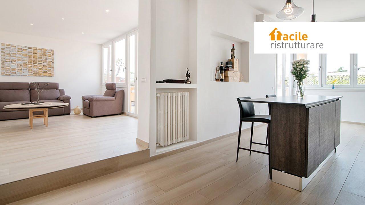Ristrutturazione appartamento roma zona monteverde youtube for Ristrutturare facile