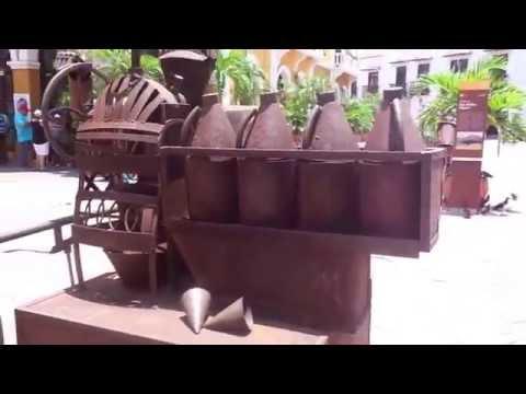 Cartagena, Colombia -12- Outdoor Metal Art