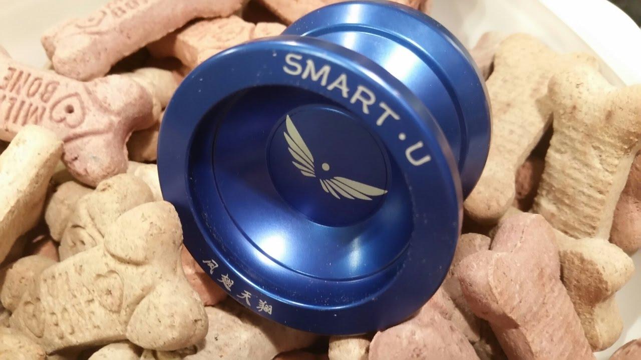 Smart U Flying Phoenix Review And Demonstration Cheap Unresponsive Metal Yoyo