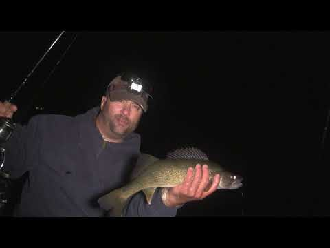 Connecticut Walleye Fishing With Outkast Adventures