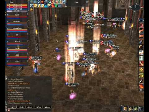Lineage 2 Ultimate Giran siege by Omerta