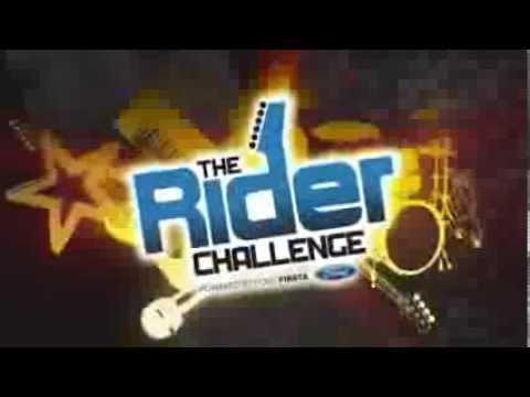 Kid Cudi  The Rider Challenge