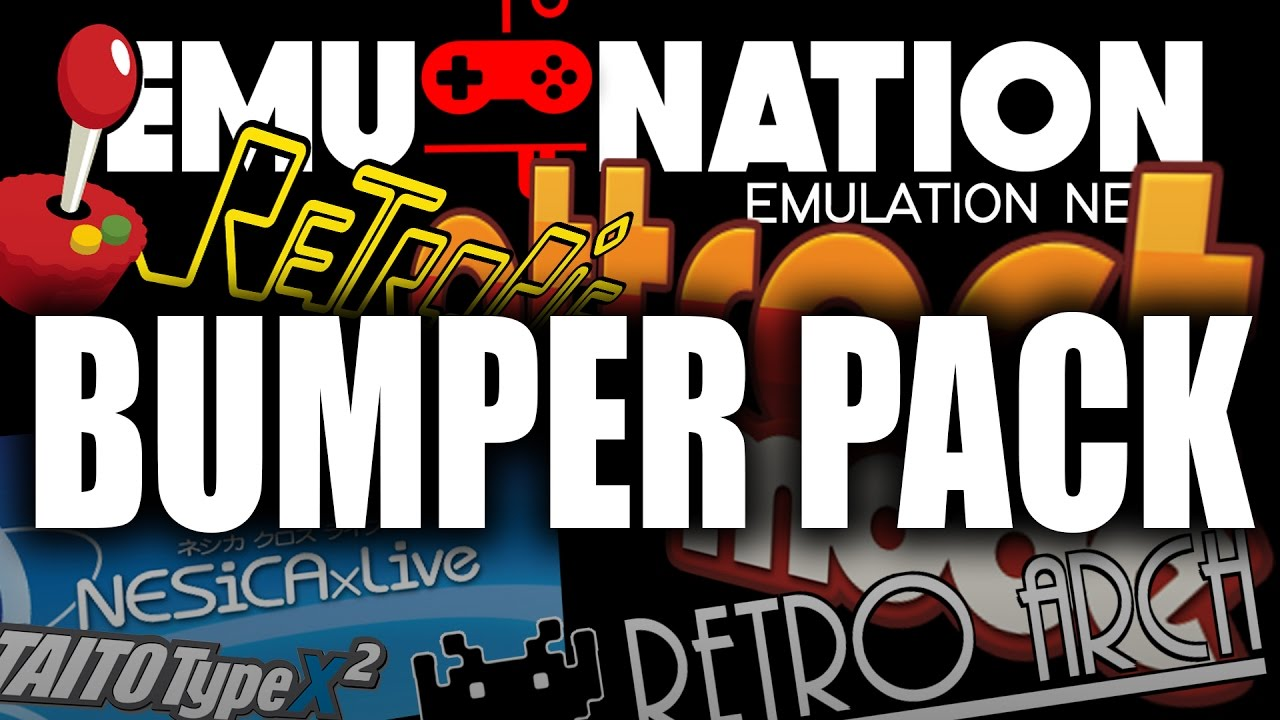 EMU-NATION: Close look a the Best Gaming Front Ends!