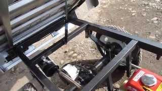 Бензогенератор постоянного напряжения для гибридов, 48 вольт.(, 2014-06-28T04:47:25.000Z)