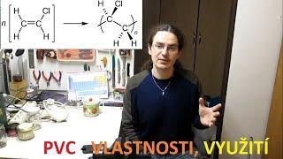 PVC - polyvinylchlorid - vlastnosti, využití a potenciální nebezpečí