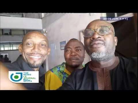 STV - JOURNAL BILINGUE DE 20H00 - (David EYÈNGUÈ and Théodore TCHOPA : FREED) - 01ier Février 2019