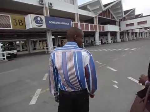 Moi Intl Airport Mombasa, Kenya: Domestic arrivals