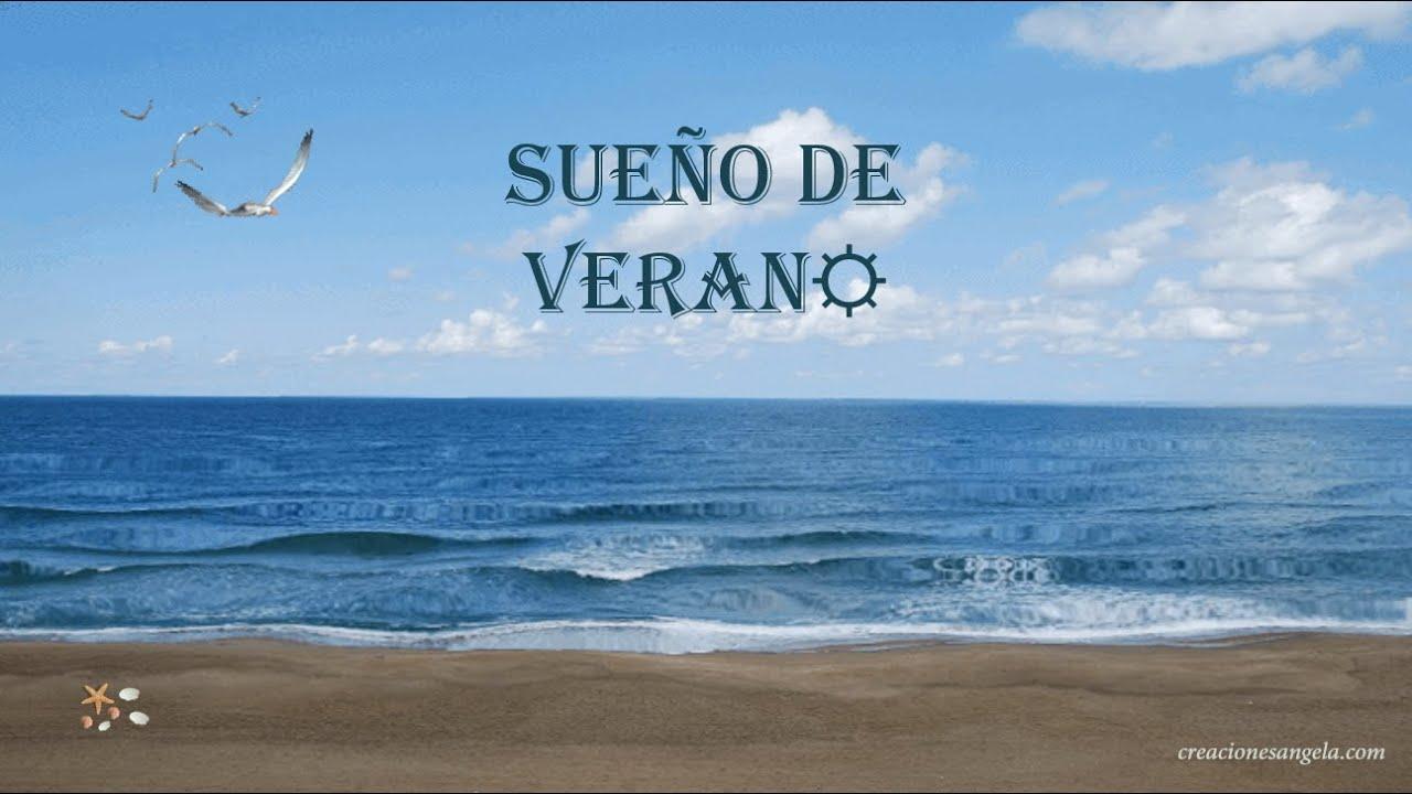 Sueño De Verano Frases Relax Playa