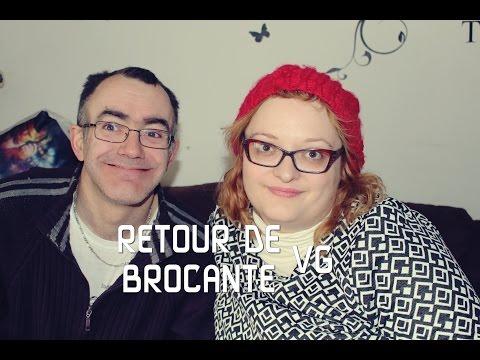 RETOUR DE VIDES GRENIERS / BROCANTES 26/02/17