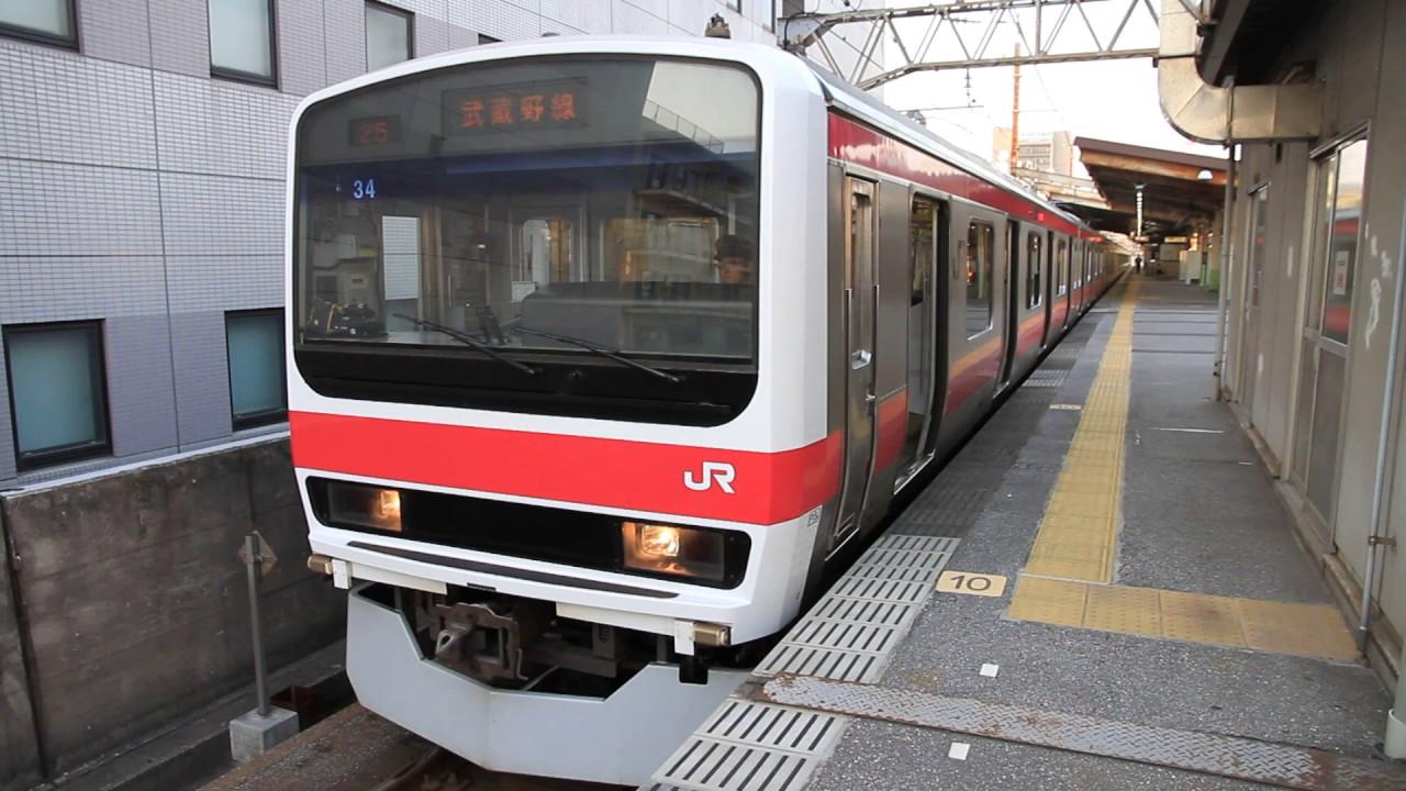 線 運用 京葉