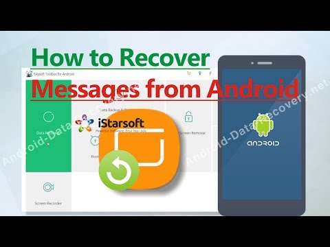 How to Retrieve Deleted Texts on Android With/Without Computer