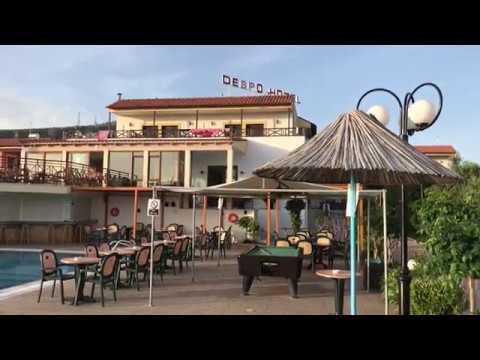 Despo Hotel 3★ Hotel Crete Greece - YouTube