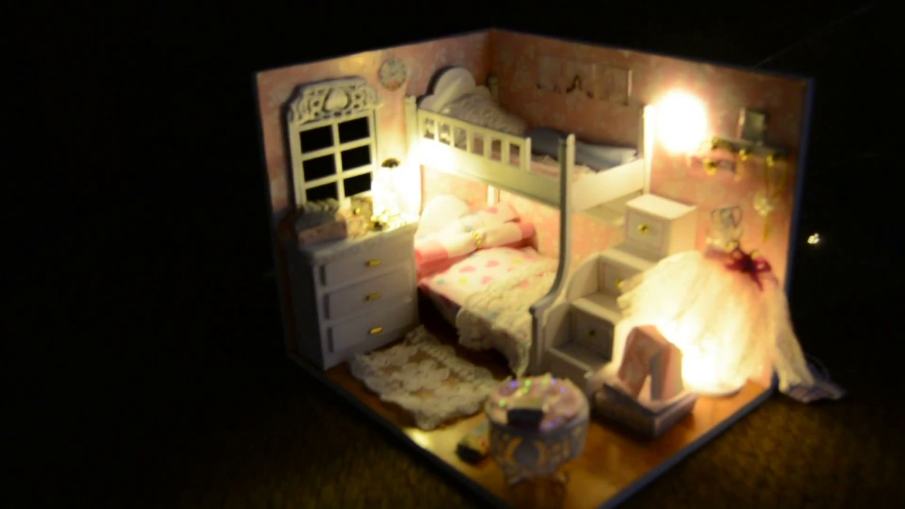 DIY Miniature Dollhouse Kit & DIY Miniature Dollhouse Kit - YouTube azcodes.com