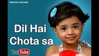 Swechchha Shreya Covar Song Shoot | Dil He Chotasa |