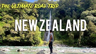 The Ultimate New Zealand Road Trip Itinerary
