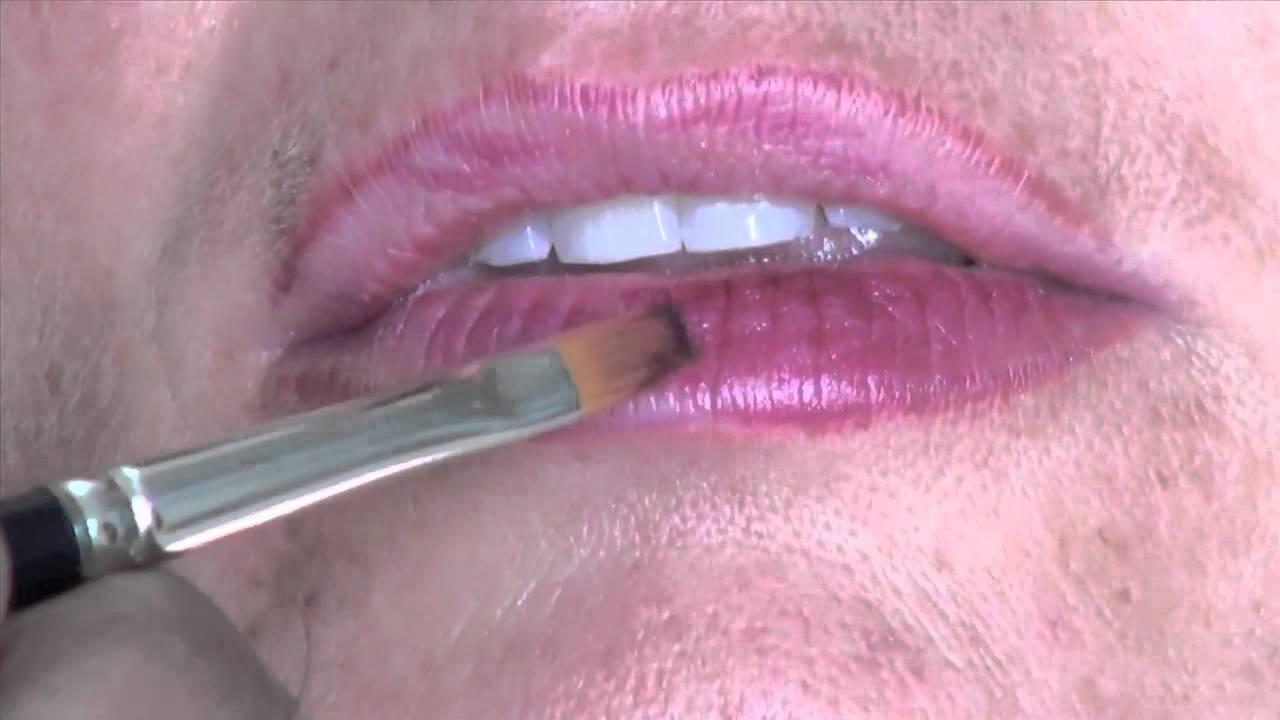 Favorito Come truccare le labbra? - YouTube OO61