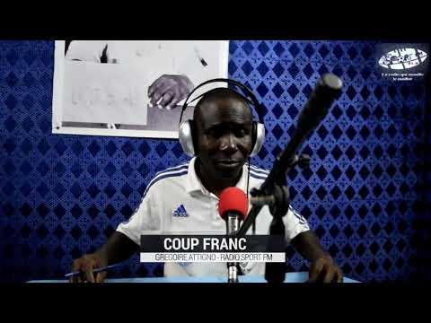 SPORTFM TV - COUP FRANC DU 09 AOUT 2018 PRESENTE PAR GREGOIRE ATTIGNO