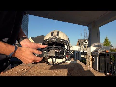 What's inside a Football Helmet?
