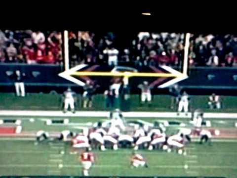 Michael turner touchdown