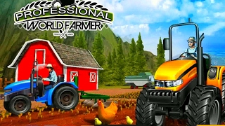 Professional World Farmer - Best Android Gameplay HD