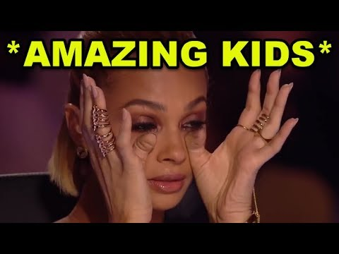 Top 10 *MOST AMAZING KIDS* SINGING GOLDEN BUZZER AUDITIONS