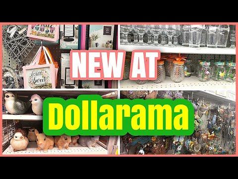 NEW AT DOLLARAMA| SHOP WITH ME| DOLLARAMA FINDS| DOLLAR STORE SHOPPING| DOLLARAMA TOUR