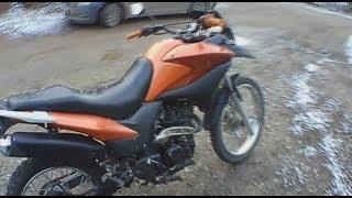 что произошло с мотоциклом за сезон? Racer Ranger RC200