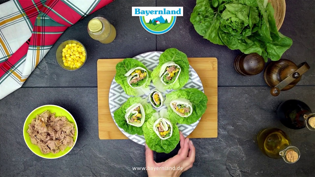 Bayernland Mozzarella Wrap